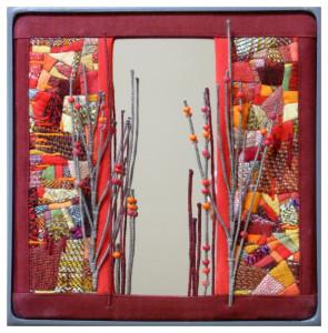 Tableau-miroir - dimension: 20x20 - référence: 2020372 - prix: 110€